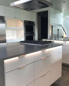 Under Counter Lighting, Kitchen Decor, Kitchens, Electric, Decorating, Instagram, Design, Home Decor, Decor
