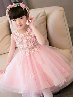 Kids Summer Dresses, Baby Girl Party Dresses, Party Wear Dresses, Little Girl Dresses, Baby Dress, Plum Flower Girl Dresses, Girls Maxi Dresses, Ball Dresses, Cute Dresses
