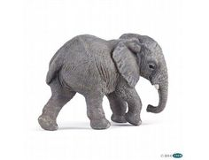 The Young African Elephant from the Papo Wildlife collection - Discounts on all Papo Toys at Wonderland Models. One of our favourite models in the Papo Wildlife range is the Papo Young African Elephant.