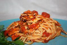 Spaghettata alle alici