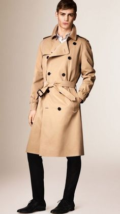 The Trench Coat - Burberry The Westminster
