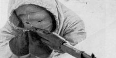 The Incredible Story of Finnish Sniper – Simo Häyhä