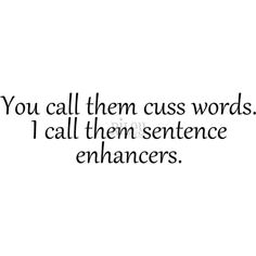 """Riley & Company """"Sentence Enhancers"""" Cling Mount Stamp"""