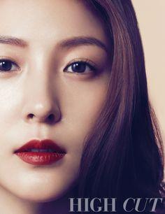 BoA's stunning in 'High Cut'