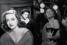 """The toughest choices the Academy ever had to make """"All About Eve"""" vs. """"Sunset Blvd""""  1950"""