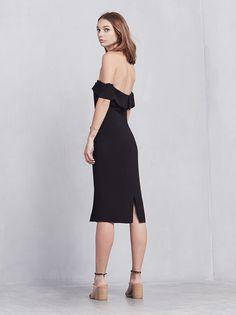 Carrera Dress - Reformation - $218