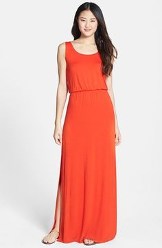 FELICITY & COCO Jersey Tank Maxi Dress (Nordstrom Exclusive) available at #Nordstrom
