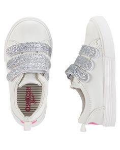 OshKosh Sparkle Heart Sneakers