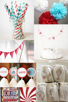 A Carnival-Themed Birthday Party @Jen Laceda | Tartine and Apron Strings