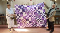 Lisa's birthday quilt by Connie Backus-Yoder Quilts, Blanket, Birthday, Birthdays, Quilt Sets, Quilt, Rug, Log Cabin Quilts, Blankets