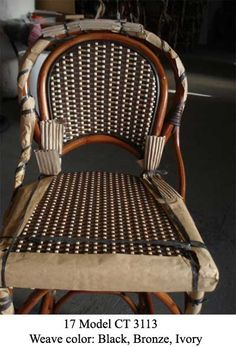 French Cafe Chairs On Cafe Rattan French Bistro Chairs