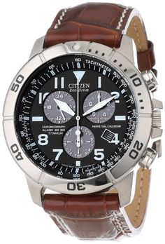 Men's Watches - Pin it :-) Follow us .. CLICK IMAGE TWICE for our BEST PRICING ... SEE A LARGER SELECTION of men's watches at http://azgiftideas.com/product-category/mens-watch/ - gift ideas , mens , mens gift ideas - Citizen Men's BL5250-02L