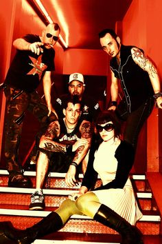 I still miss the old group but still....KMFDM is a powerhouse.