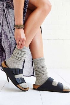 女子も男子だって♡『サンダル×靴下』コーデ2015夏☆ | ギャザリー