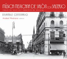 Música Mexicana de Salón con Salterio
