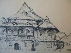 Wooden synagogue Poland