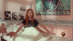 "Adrienne Shelly in ""The Unbelievable Truth"" Hal Hartley) / Cinematography by Michael Alan Spiller"