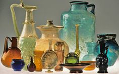 Roman glass (Image: James L Amos/Peter Arnold Images/Photolibrary.com)