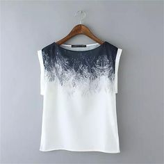 Chiffon Tee. Get yours today. Stay with the latest trends at zoxyclothing.com #freeshipping