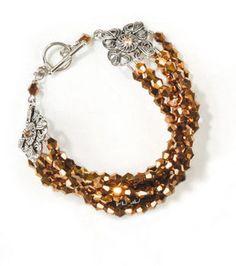 Metallic Vegas Bracelet