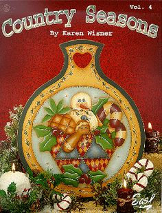 Country Seasons Volume 4 by Karen Wisner