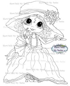 INSTANT DOWMLOAD Digital Digi Stamps Big Eye Big Head Dolls Digi Img069 Best Besties Forever By Sherri Baldy by SherriBaldy on Etsy https://www.etsy.com/listing/230071971/instant-dowmload-digital-digi-stamps-big