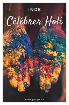 Holi est le festival des couleurs qui annonce l'arrivée du printemps en Inde. Un festival riche en traditions. C'est une expérience inoubliable !