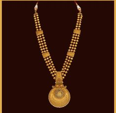 Indian Gold Necklace Designs, Pearl Necklace Designs, Jewelry Design Earrings, Gold Earrings Designs, Gold Bangles Design, Gold Jewellery Design, Gold Jewelry, India Jewelry, Antique Jewellery