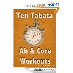 Great Deal: Ten great Ab and Core Workouts for only $.99 on Kindle!