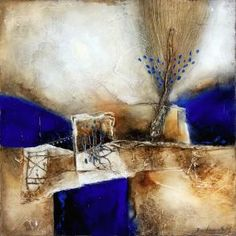 Hyun JOU LEE  Quiet moment II Mix-media on paper Quiet Moments, Mix Media, Abstract Oil, Acrylics, Painters, Beautiful Things, In This Moment, Paper, Artist