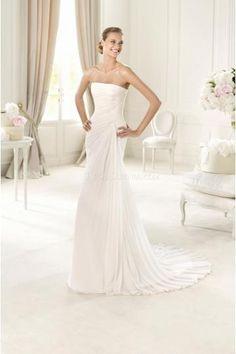 Robe de mariée Pronovias Urke 2014