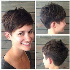 pixie haircut 2016 - Cerca con Google