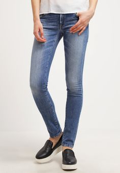 Köp 7 for all mankind CRISTEN - Jeans slim fit - light-blue denim för 2295,00 kr (2016-10-11) fraktfritt på Zalando.se
