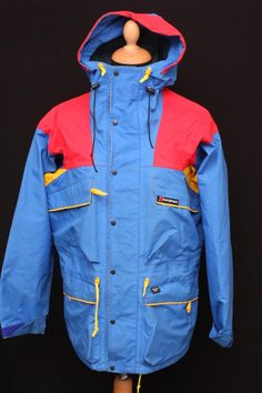 Dodgy late 80's e dealer jacket, cool as