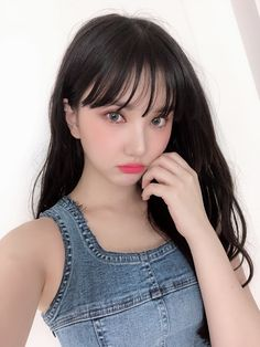 She so pretty! Kpop Girl Groups, Kpop Girls, Korean Girl, Asian Girl, G Friend, Korean Beauty, Girl Crushes, My Girl, Pin Up
