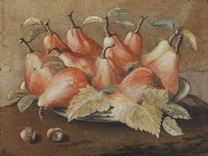 still life of pairs - Giovanna Garzoni