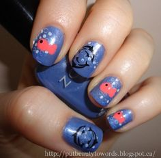 Summer nail art - MSN Living