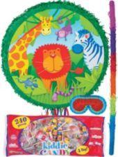 Jungle Animals Pinata Kit - Party City