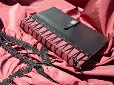 Corset Leather Journal by Books For All Time