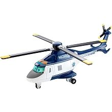 """Disney Planes Fire & Rescue Deluxe Die-Cast """"Blazin'"""" Blade Ranger with Working Hoist - Mattel - Toys""""R""""Us"""