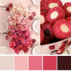 Gorgeous colour combos from favourite pins