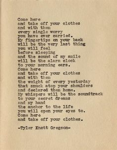 So this is hella sensual and sexy w/out being vulgar #Poetry