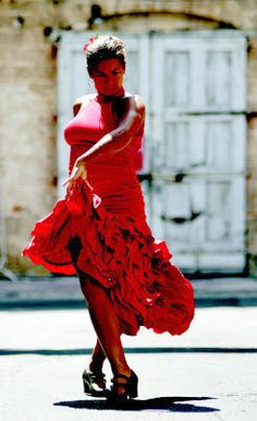 Flamenco dancing.    Tour: Spanish Wonder. Visit AAA Vacations®  Picture courtesy of Trafalgar    Location: Spain