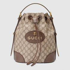 Secchiello logato, Gucci