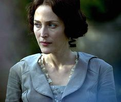 "Gillian Anderson in Masterpiece Theater's ""Bleak House"""