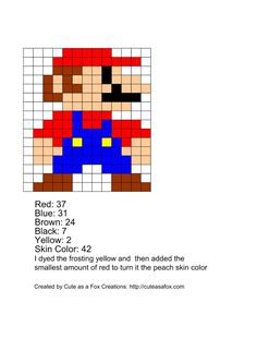 I was so excited that I was able to find some awesome tutorials and ideas for the Mario Party. I want to share where all those great ideas came from. First up are the Mario and Luigi visors. UPDATE: The original tutorial has been removed, so I have created the instructions HERE I saw the idea...