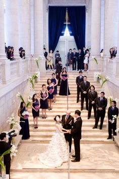 San Francisco Wedding At The Asian Art Museum By Angie Silvy Photography Gloria Wong Design