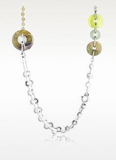 Antica Murrina Eclipse - Murano Glass Necklace