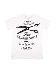 'The barber shop' #TShirt