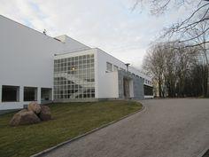Alvar Aalto- Municipal Library, Viipuri, Finland, 1927-1935 (now Vyborg, Russia)